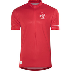 Maloja DomenicaM. All Mountain - Maillot manches courtes Homme - rouge